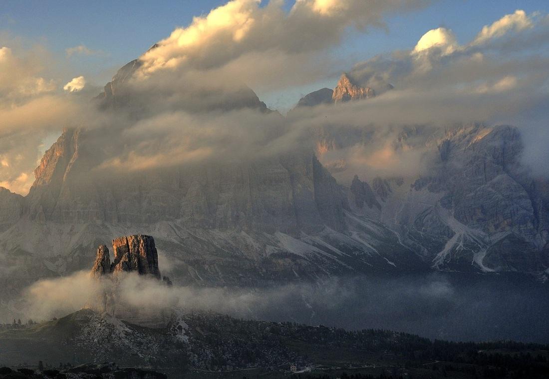 FOTOEXPEDICE SOUTĚŽ Tofana - Dolomity