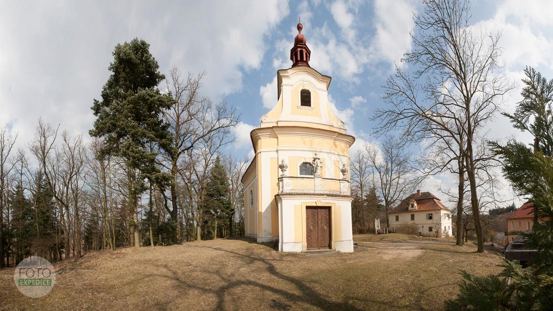 Kostel ve Svatém Janu, FOTOEXPEDICE