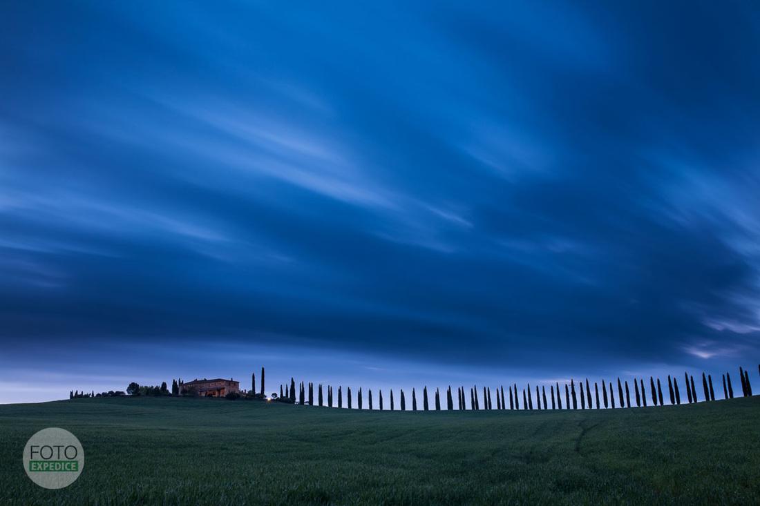 FOTOEXPEDICE Toskánsko fotografie Itálie