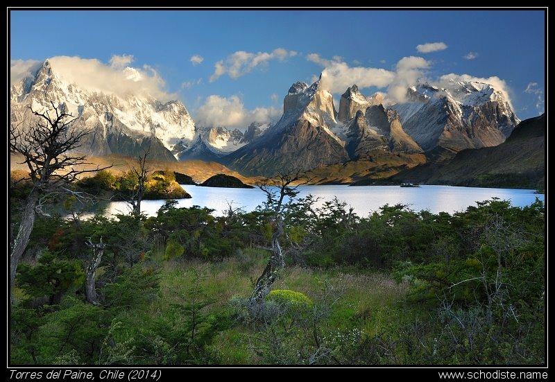 FOTOEXPEDICE CHILE SOUTĚŽ