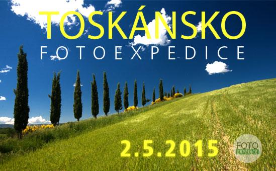 FOtoexpedice Toskánsko 2015