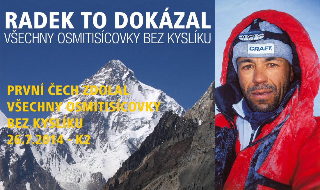 Radej Jaroš K2