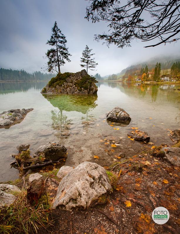 FOtoexpedice Berchtesgaden Könegsee Hintersee