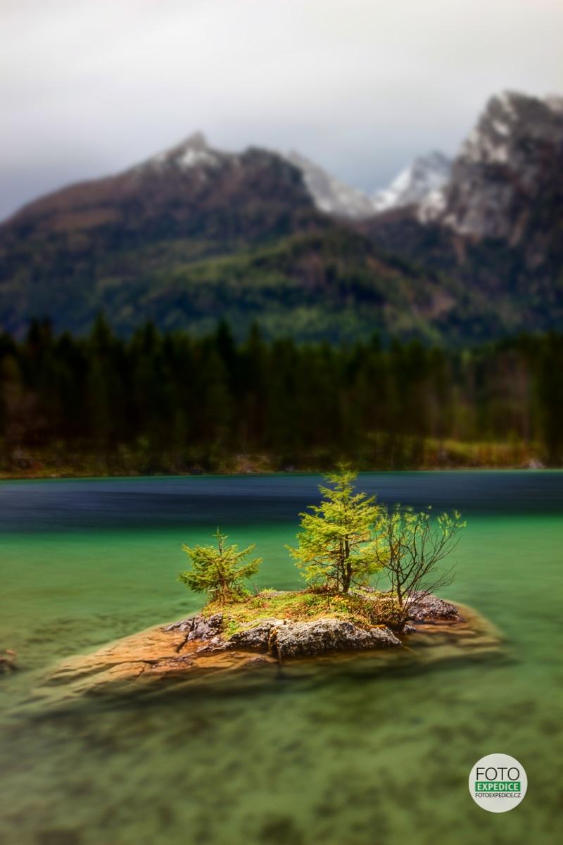 Fotoexpedice Berchtesgaden Hintersee