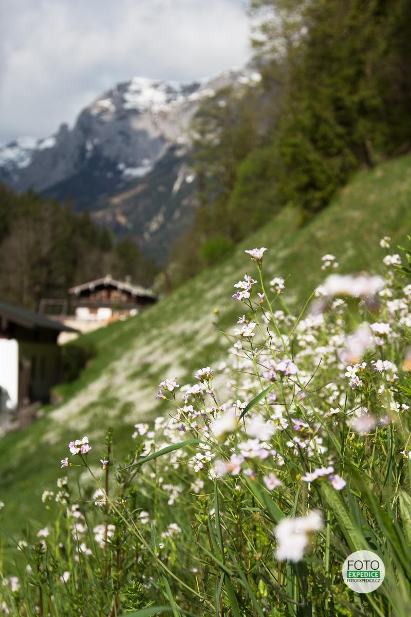 Fotoexpedice Berchtesgaden Ramsau