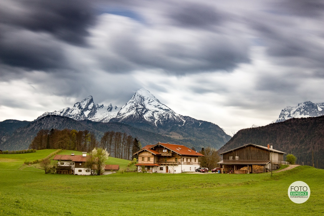 Fotoexpedice Berchtesgaden Watzman